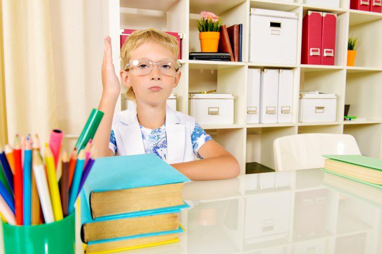 Jak zařídit pokoj pro školáka?